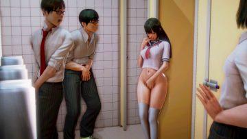 トイレムスメ - Toilet girl1-1