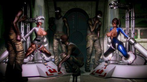 監獄宇宙船/ Prison Spaceship 1-3