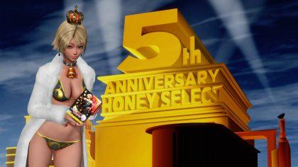 ハニーセレクト5周年 - HS 5th Anniversary