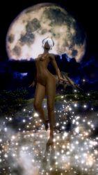 満月の湖畔 - Lake side of full moon 1-3