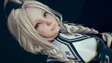 三つ編みちゃん - Braid hair chan